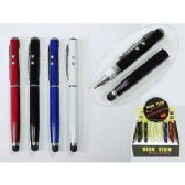 24 Units of PEN LED LASER STYLUS - Cell Phone Accessories