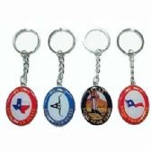 48 Units of TEXAS PICTURES KEYCHAIN - Key Chains