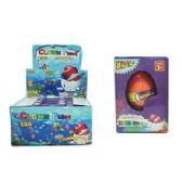 48 Units of CLOWN FISH GROW HATCHING EGG - Magic & Joke Toys