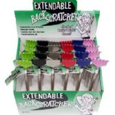 48 Units of EXTENDABLE BACK SCRATCHER - Back Scratchers and Massagers
