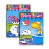 48 Units of Color By Numbers Coloring & Activity Books - Coloring & Activity Books