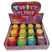 48 Units of TWISTED TIE DYE SLIME - Slime & Squishees