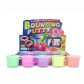 48 Units of BOUNCING PUTTY - Slime & Squishees