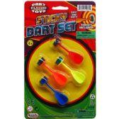 48 Units of STICKY DARTS PLAY SET - Darts & Archery Sets