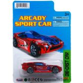 48 Units of DIE CAST SPORTS CAR - Cars, Planes, Trains & Bikes