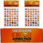 48 Units of EMOJI STICKERS - Stickers