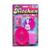 48 Units of KITCHEN SET - Girls Toys