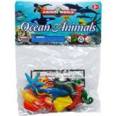 48 Units of SEA LIFE ANIMALS - Animals & Reptiles