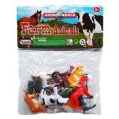 48 Units of FARM ANIMALS - Animals & Reptiles