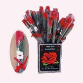 72 Units of RED ROSES - Valentine Decorations