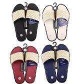 36 Units of Women's Golden Studs Slide Sandal - Women's Flip Flops