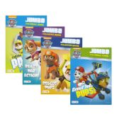 72 Units of PAW PATROL Jumbo Coloring Book - Coloring & Activity Books