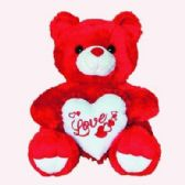 24 Units of JUMBO RED BEAR - Valentines