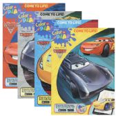 72 Units of CARS Jumbo Coloring and Activity Book - Coloring & Activity Books