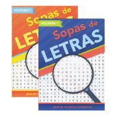 48 Units of Crucigrama-Sopas De Letras IV - Crosswords, Dictionaries, Puzzle books