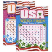 48 Units of KAPPA USA Word Finds Puzzle Book - Crosswords, Dictionaries, Puzzle books