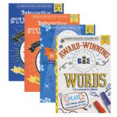 48 Units of KAPPA Spelling Bee Workbook - Crosswords, Dictionaries, Puzzle books