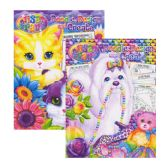 48 Units of LISA FRANK Doodle, Design & Create - Coloring & Activity Books