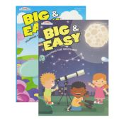 48 Units of KAPPA Big & Easy Coloring For Beginners - Coloring & Activity Books