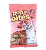 12 Units of Cat Treats Pop n Bites - Pet Chew Sticks and Rawhide