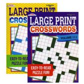 48 Units of KAPPA Large Print Crosswords - Crosswords, Dictionaries, Puzzle books
