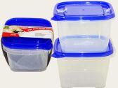 48 Units of 2pc Food Containers - Food Storage Bags & Containers