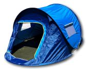 2 Units of Two Tone Pop Up Camping Tent - Camping Gear