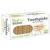 48 Units of 1000 Piece Bamboo Toothpick - Toothpicks