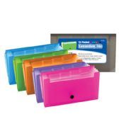 144 Units of BAZIC 13-Pockets Coupon/Personal Check Size Expanding File - Folders & Portfolios