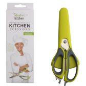 60 Units of Kitchen Scissors With Holder Box - Kitchen Utensils