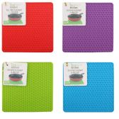 48 Units of Silicone Place mat & Holder - Kitchen Gadgets & Tools