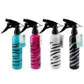 48 Units of 280 mL Zebra Print Spray Bottle - Spray Bottles