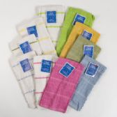 72 Units of Kitchen Towel 2 Styles 6 Asst Colors 15 X 25 - Kitchen Towels