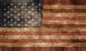 24 Units of Antique American Flag - Signs & Flags