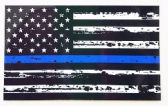 24 Units of Blue Lives Matter Flag - Signs & Flags