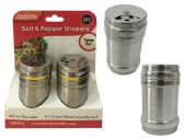 48 Units of 2pc Salt & Pepper Shakers - Sales Order Book