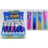 48 Units of 3 TONE TEST TUBE SLIME - Slime & Squishees