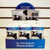 48 Units of MAGNETIC CELL PHONE MOUNT - Cell Phone Accessories