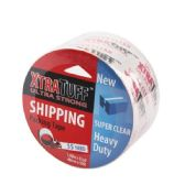 48 Units of Xtratuff 55 Yard Packing Tape - Tape