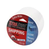 48 Units of Xtratuff 55 Yard Clear Extra Wide Packing Tape - Tape