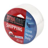 48 Units of Xtratuff 110 Yard Clear Packing Tape - Tape