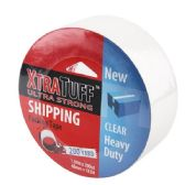 24 Units of Xtratuff 200 Yard Clear Packing Tape - Tape