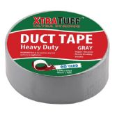 48 Units of Xtratuff 60 Yard Silver Duct Tape - Tape