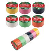 48 Units of Xtratuff 10 Yard Masking Tape Assorted Colors - Tape