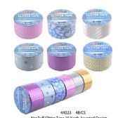 48 Units of Xtratuff 10 Yard Glitter Tape - Tape