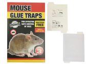 "48 Units of Glue Traps 3pc 5.35x7"" - Pest Control"
