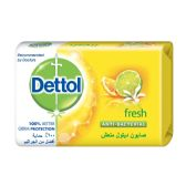 288 Units of Dettol Fresh Bar Soap Shipped By Pallet - Soap & Body Wash