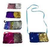 60 Units of Reversible Sequin Change Purse - Wallets & Handbags
