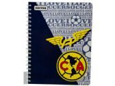 120 Units of Club America Wirebound Wide Ruled Notebook 100 Sheets - Note Books & Writing Pads