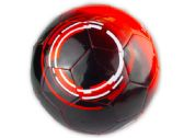 12 Units of Size 5 Argentina River Plate Black and Red Soccer Ball - Balls